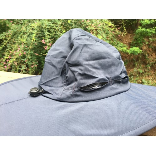 Lanier Life Bucket Hat Embroidered -Navy Blue