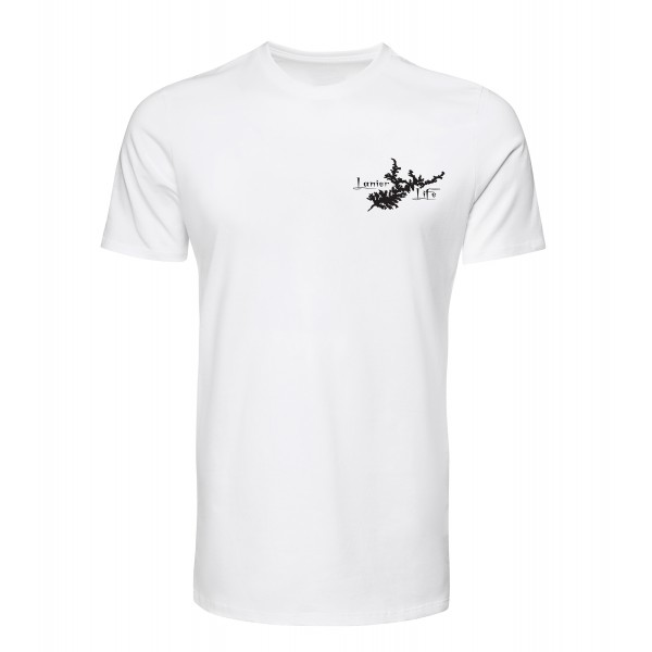 Lanier Life Dri-Fit Performance T-Shirt - White